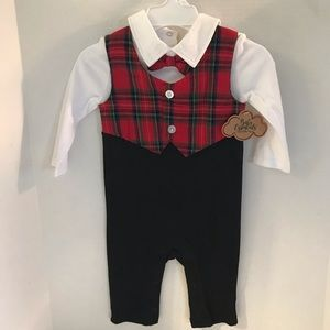 Baby Essentials One piece outfit.